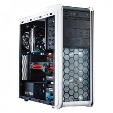 Cooler_Master CM 590 III  WHITE U3 X 1  U2X 1  - preço válido até fim de stock