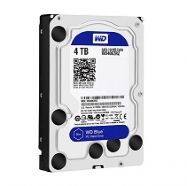 "Western_Digital ""HDD 4TB Blue 3.5"""" 64mb cache SATA 6gb s  """