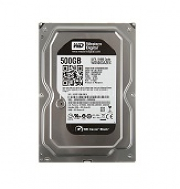 "Western_Digital ""HDD 500GB Black 3.5"""" 64mb cache SATA 6Gb/seg"""