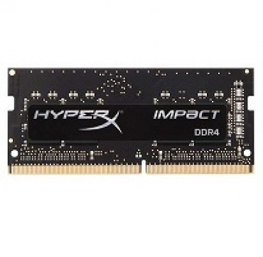 Kingston_ValueRAM DDR4 4GB 2400MHz CL14 SODIMM HyperX Impact
