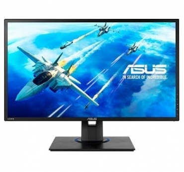 Asus VG245HE - Gaming monitor 24   FHD (1920x1080)  1ms  up to 75Hz  HDMI  D-Sub   Super Narrow Bezel  FreeSync via HDMI  Low Blue Light  Flicker Free - Preto