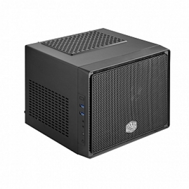 Cooler_Master Elite 110  Mini-ITX  Dual Super Speed USB 3.0  Supports a 120mm radiator in the front  ATX PSU up to 180mm  graphic card length up to 210mm  up to 3 HDDs / 4 SSDs