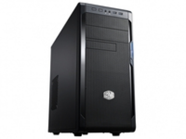 Cooler_Master N300  Mesh front panel  includes 2x sickle flow 120mm   Supports high-end graphics cards up to 320mm  Supports up to 8 HDDs (2 tool-less)  USB 3.0 x 1 (int.)  USB 2.0 x 2