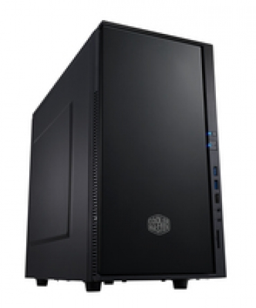 Cooler_Master Silencio 352 Matte  1st micro ATX with noise cancelling foam  2x120mm X-Flow fan  Dual USB 3.0  SD Card Ready  Support up to 4 SSDs and 3 HDDs  Long VGA (up to 355mm) and CPU coolers up to 155mm  Mult