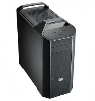 Cooler_Master MasterCase Pro 5  exterior expandability  unique click and click  supports up to 6x 140mm fans  Top cover panel for 240mm radiator  up to 280mm radiator in front  dual chamber  slip-and-clip SSD pocke