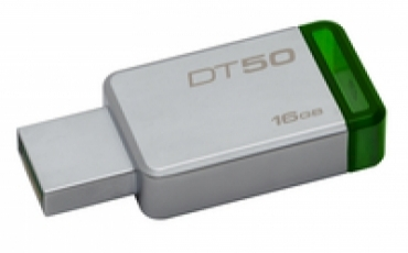 Kingston DataTraveler 50 16gb USB 3.0 Metal/Green