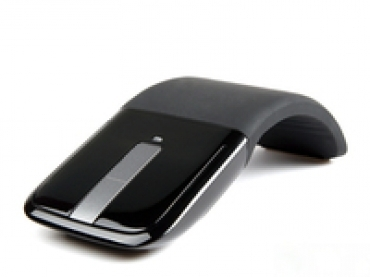 Microsoft PL2 ARC Touch Mouse - Black