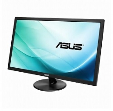 Asus VP228HE - 21.5   FHD (1920x1080) Gaming monitor, 1ms, HDMI, D-Sub , Low Blue Light, Flicker Free, TUV certified