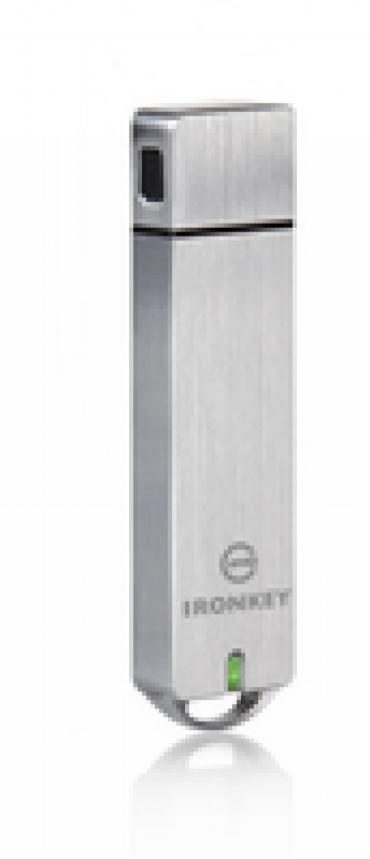 Kingston 8GB IronKey Basic S1000 Encrypted USB 3.0 FIPS 140-2 Level 3
