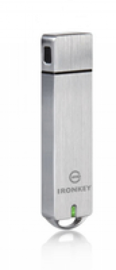 Kingston 4GB IronKey Basic S1000 Encrypted USB 3.0 FIPS 140-2 Level 3