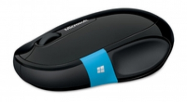 Microsoft Sculpt Comfort Mouse Win7/8 Bluetooth - Preto