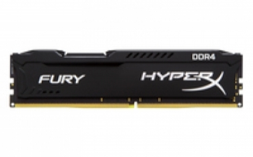 Kingston_ValueRAM DDR4 4GB 2133MHz DDR4 CL14 HyperX FURY Black