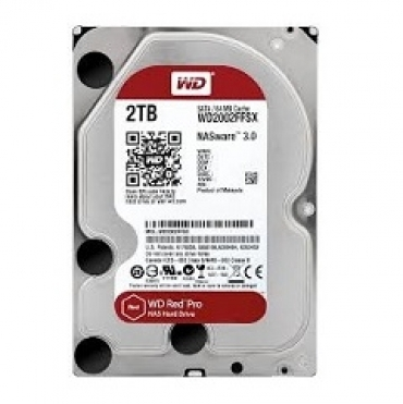 "Western_Digital ""HDD 2TB WD RED PRO 64mb cache 7200 rpm SATA 6gb s  3.5"""""""