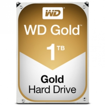 "Western_Digital ""HDD 1TB Datacentre Gold  128mb cache  SATA 6gb s 7200RPM  3.5"""""""