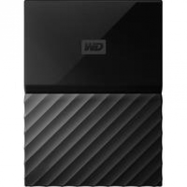Western_Digital MY PASSPORT  4TB BLACK USB 3 0