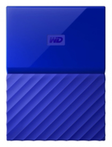 Western_Digital MY PASSPORT  2TB BLUE USB 3 0