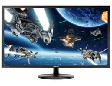 Asus VP28UQG - Gaming Monitor - 28 4K (3840x2160)  1ms  75Hz  DP  HDMI  FreeSync  Low Blue Light  Flicker Free  TUV Certified