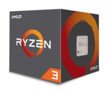 AMD RYZEN 3 1200 3.4GHZ 4 core 10mb cache AM4