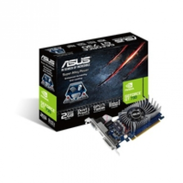 Asus GT730-2GD5-BRK - DDR5 2GB, 64BIT, 5010MHZ DUAL-LINK DVI-D