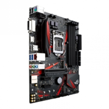 Asus ROG STRIX B250G GAMING - LGA1151, 4DDR4 (Dual channel), microATX