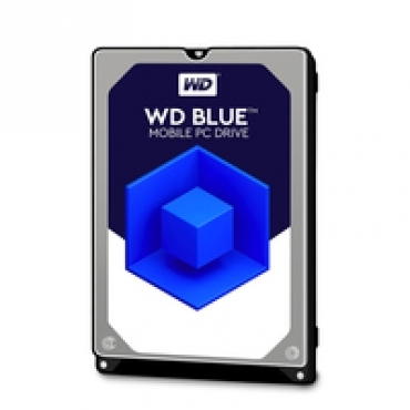 "Western_Digital ""WD Blue HDD 2TB 128mb cache 5400rpm 9.5 mm 2.5"""" SATA 6Gb/s"""
