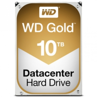 "Western_Digital ""HDD 10TB Datacentre Gold  256mb cache  SATA 6gb s 7200RPM  3.5"""""""