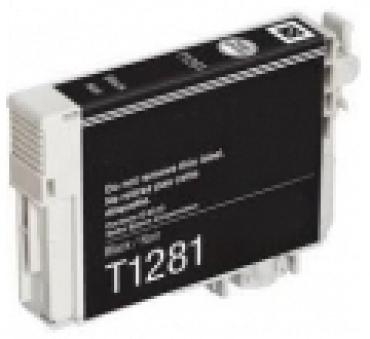 Compatível Epson T1281 Preto