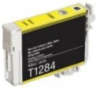 Compatível Epson T1284 Amarelo