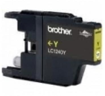Compatível BROTHER LC1240 Amarelo