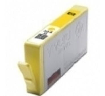 TINTEIRO GENÉRICO 364XL P/ HP (CB325E) PHOTOSMART C5380/C6380 AMARELO