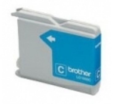 Compatível BROTHER LC980/LC1100 Azul