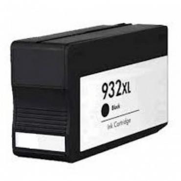 Tinteiro HP Compatível 932XL Preto