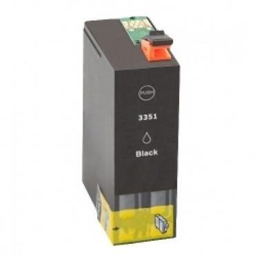Compatível Epson 33XL T3351 Preto