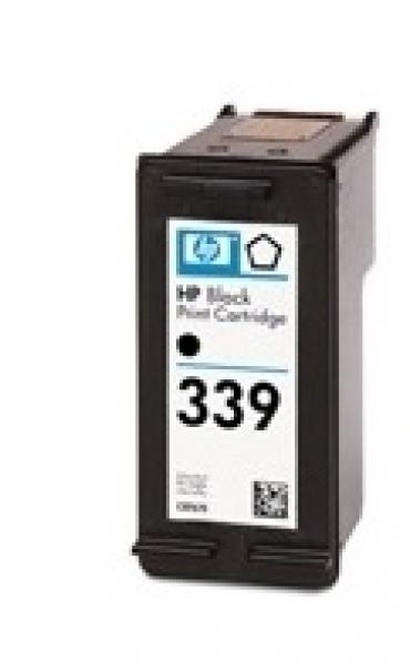 Compatível HP 339 Preto