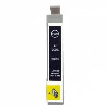 Tinteiro Compatível Epson 29XL Preto, T2991 / T2981