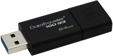 Pen Kingston DataTraveler 100 G3 64GB USB3.0