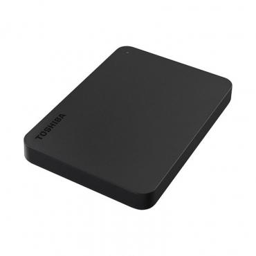 "Disco Externo 2.5"" Toshiba Canvio Basics 1TB USB 3.0 Preto"