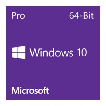 Microsoft_OEM Windows 10 Pro 64Bit PT
